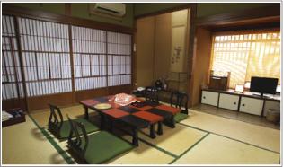 昭和の面影を残す宿